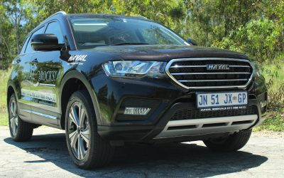 The HAVAL H6C – Calls Check-mate On The Mid-size SUV Segment