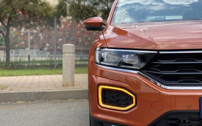 The New VW T-Roc 1.4 TSI takes a short-left for 600km trip