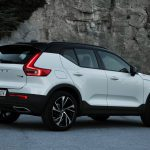 Volvo XC40 - engineered for practicality and life in the city