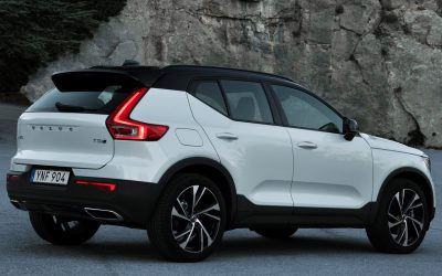 Volvo XC40 – engineered for practicality and life in the city