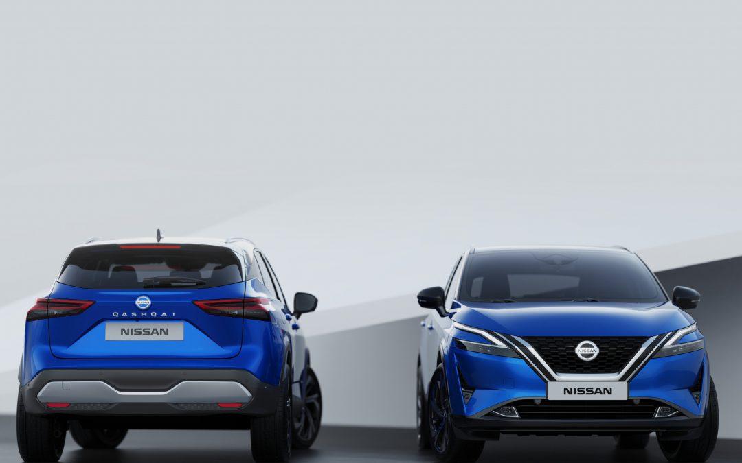 2021 Nissan Qashqai takes a huge leap forward