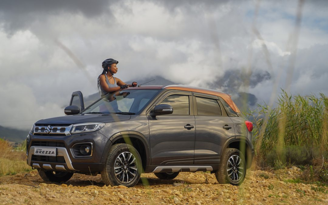 Suzuki's top-selling Vitara Brezza is now available in SA