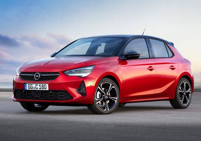 All-new Opel Corsa a stylish hatchback