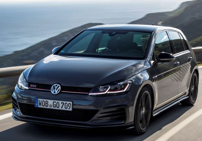 Does the Golf GTI TCR have enough Vrrrpha to warrant the extra Rands?