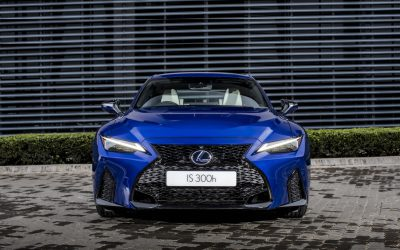 2021 Lexus IS brings Japanese seduction to the sedan segment