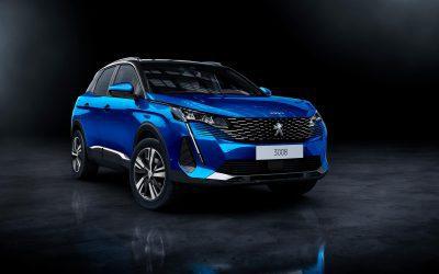 2021 Peugeot 3008 – DRIVEN