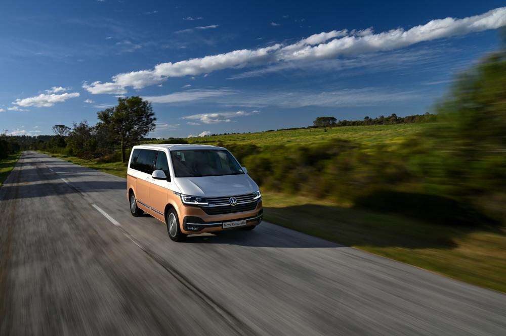 Driven ||  VW Caravelle (Cara Cara)