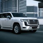 News    New Toyota Land Cruiser is on its way!