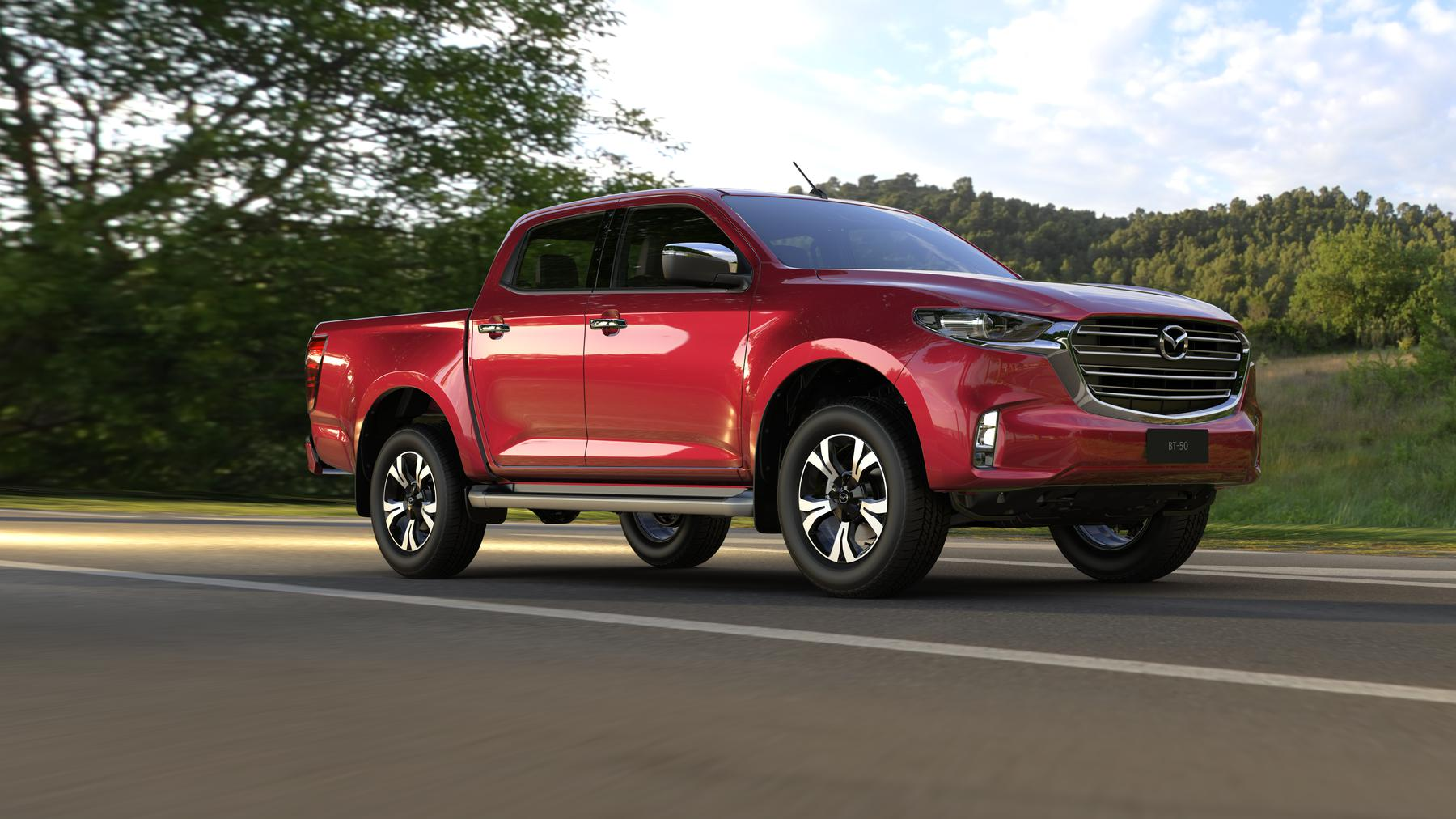 Mazda South Africa has finally let their new BT-50 bakkie out of the paddocks and it's on sale here in SA.